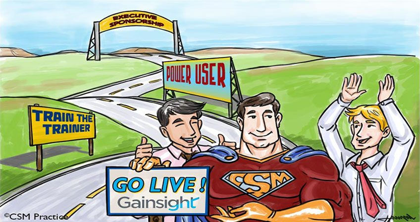 Go live with gainsight for results