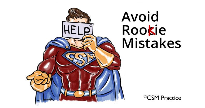 Avoid Rookie Mistakes