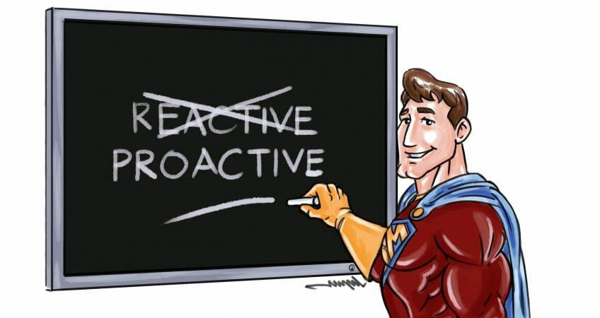 CSM hero proactive