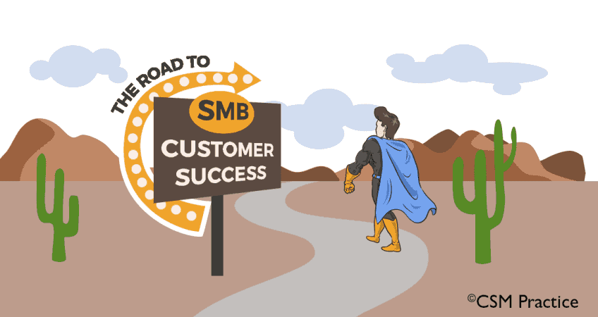 CSM hero on road to success