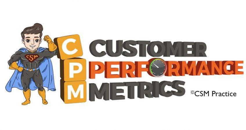 CPM customer performance metrics