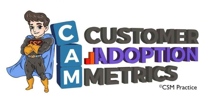 CAM customer adoption metrics