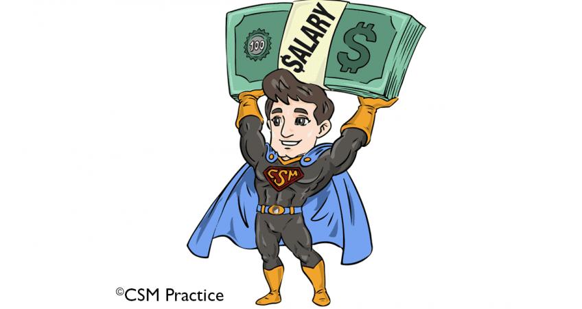 CSM Hero with Salary