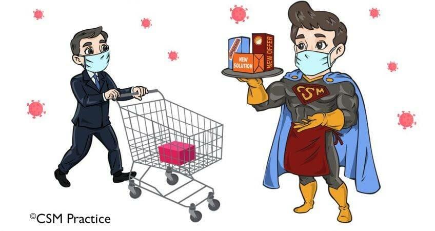 Selling Strategies During Coronavirus