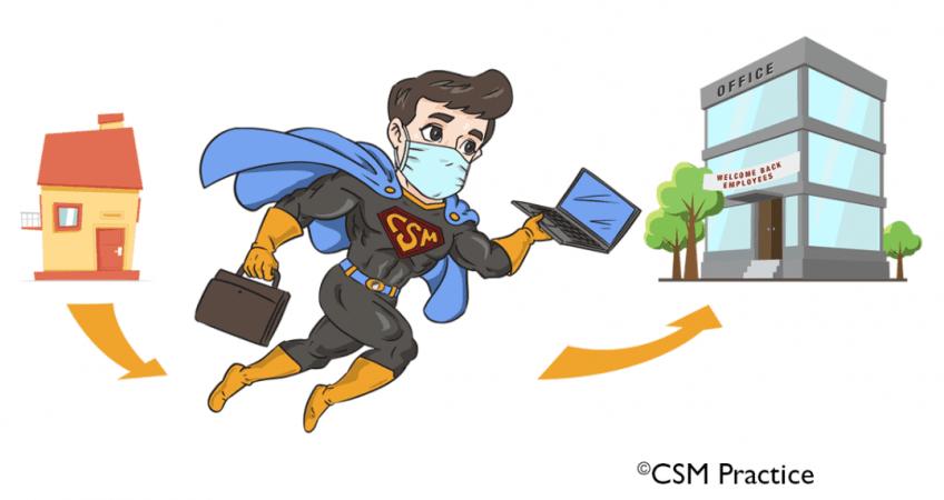 CSM office