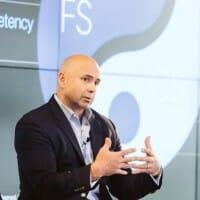 Will Rahim, SVP global customer success, at Delphix