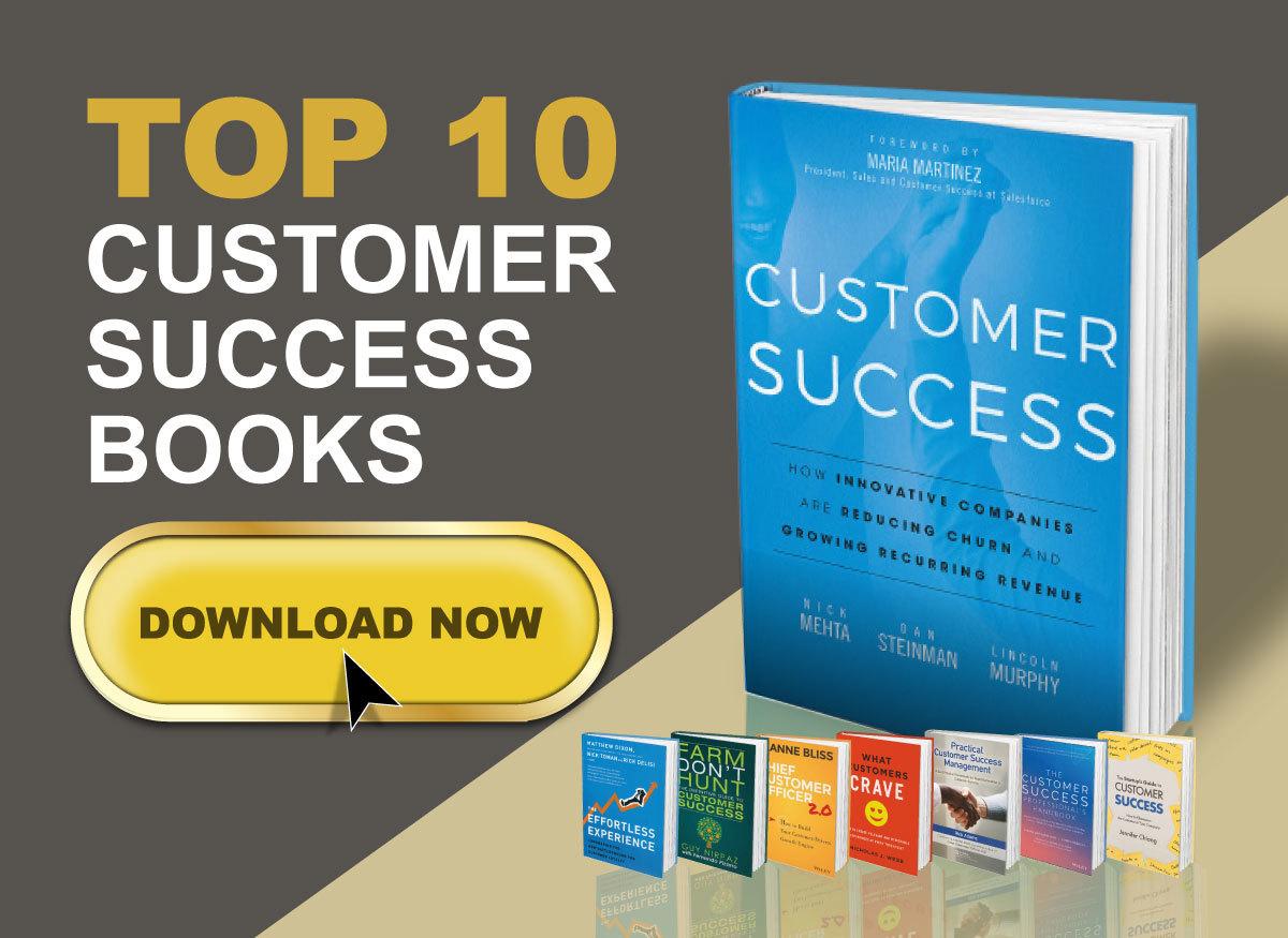 Top 10 Must-read Customer Success Books