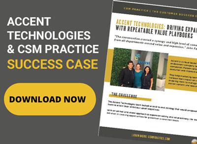 ACCENT TECHNOLOGIES AND CSM PRACTIE SUCCESS CASE