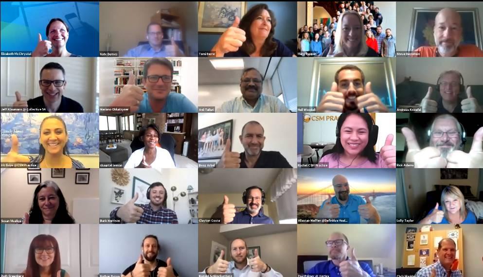 Customer Success Roundtable CSM Practice