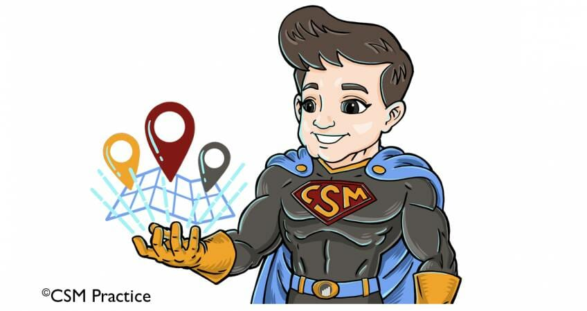 CSM Hero on CS lifecycle journey map for Wordpress