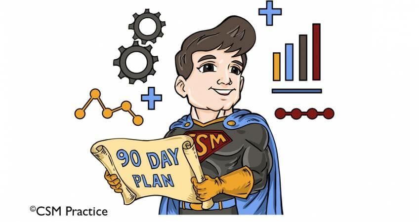 CSM Hero on 90 Day Plan for Wordpress