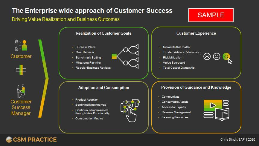 Enterprise Wide Approach Customer Success