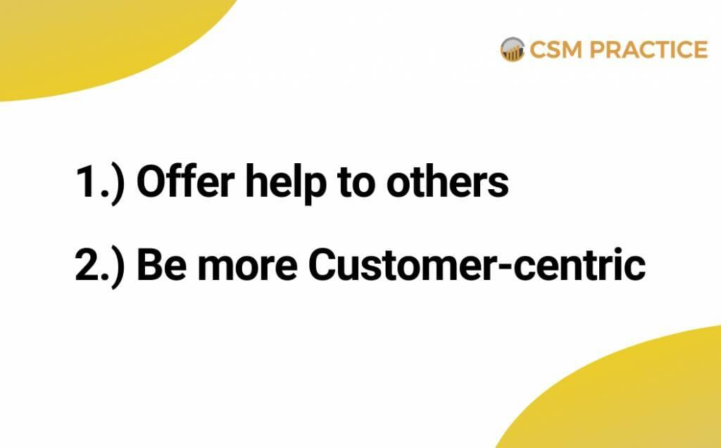 Managing Customer Relationships 2
