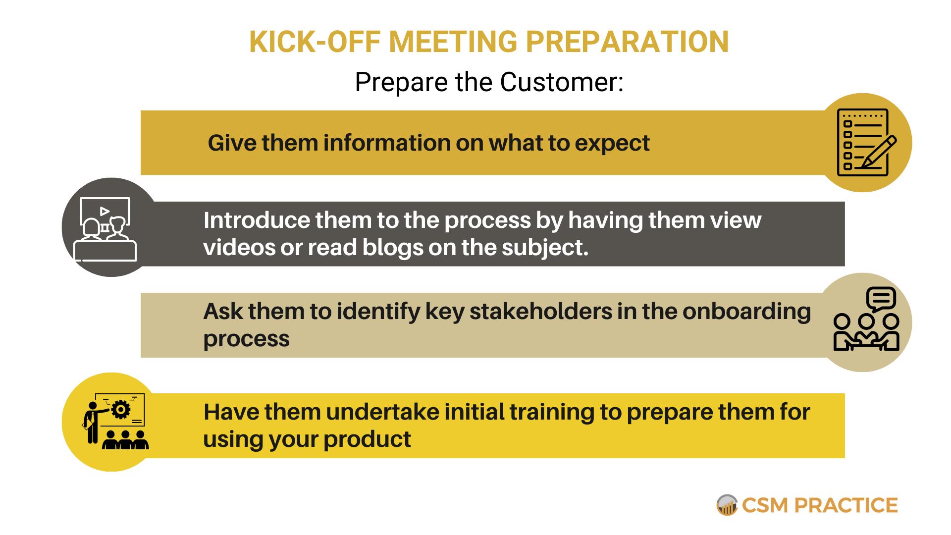 Customer Success Kickoff Meetings 3