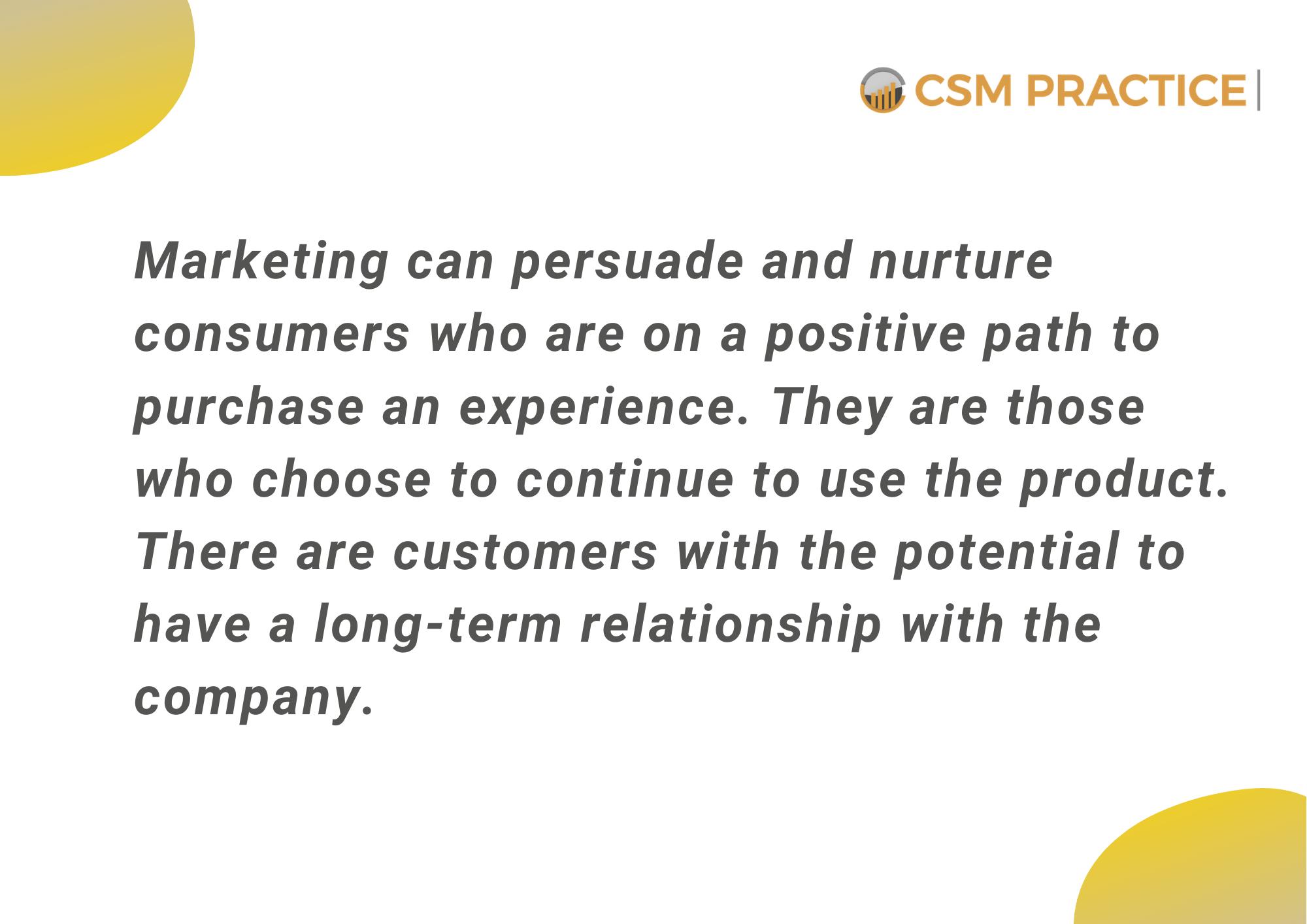 Marketing CX Collaboration for Customer Success 3