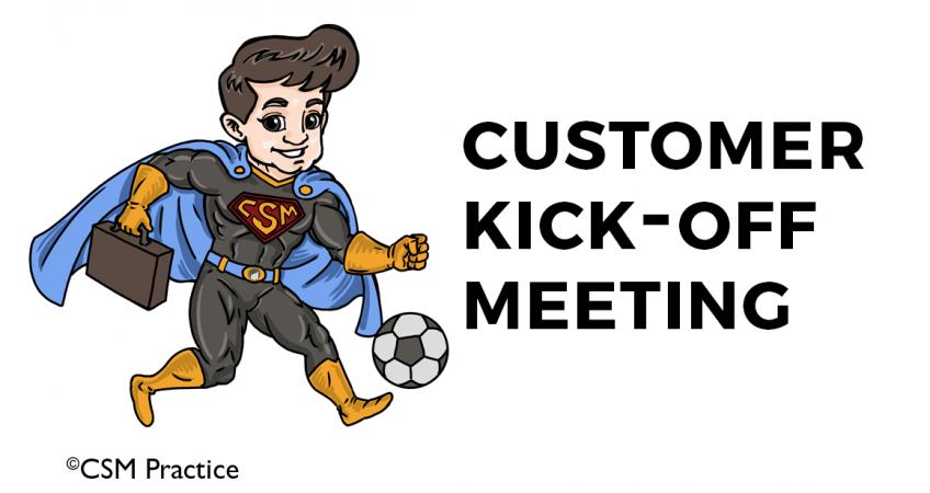 customer kick off meeting