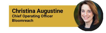 christina augustine customer health score