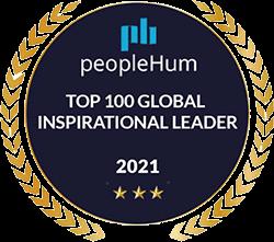 PeopleHUM 2021 Top Global Inspirational Leaders